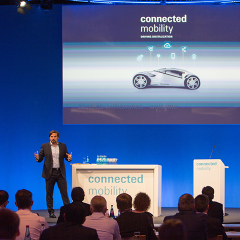 Connected Mobility auf der Automechanika