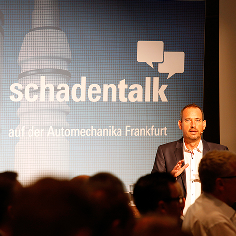 Schadentalk at Automechanika