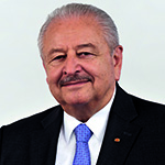 Jürgen Karpinski, President of the German Federation for Motor Trades and Repairs (ZDK)