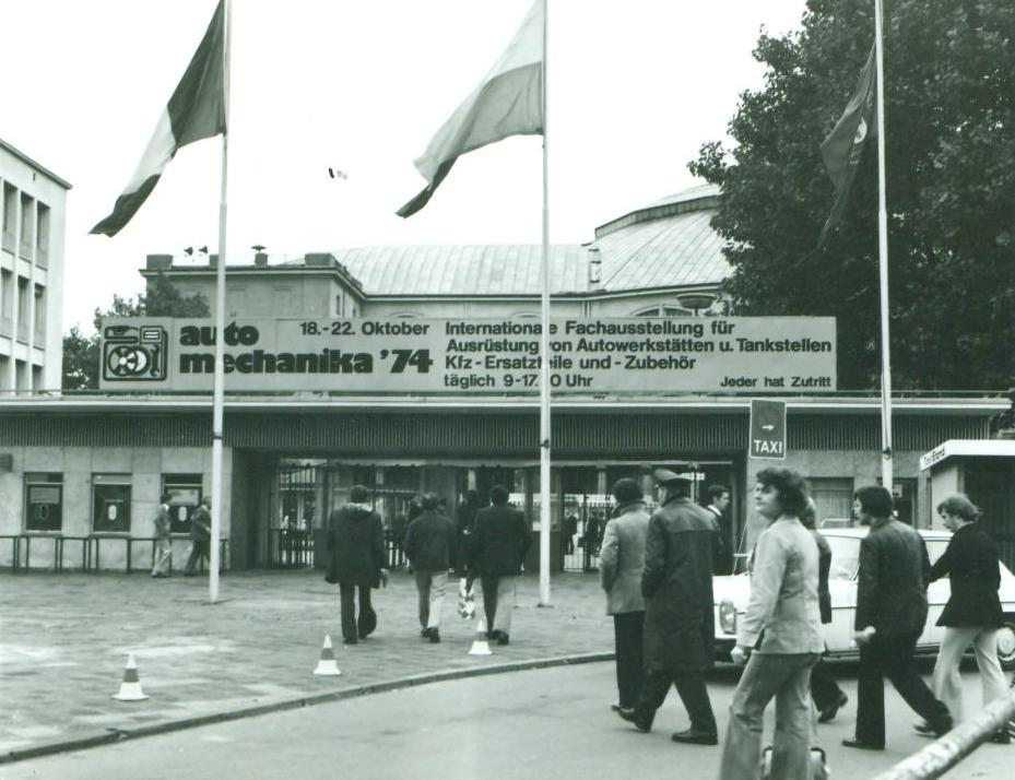 Automechanika 1974