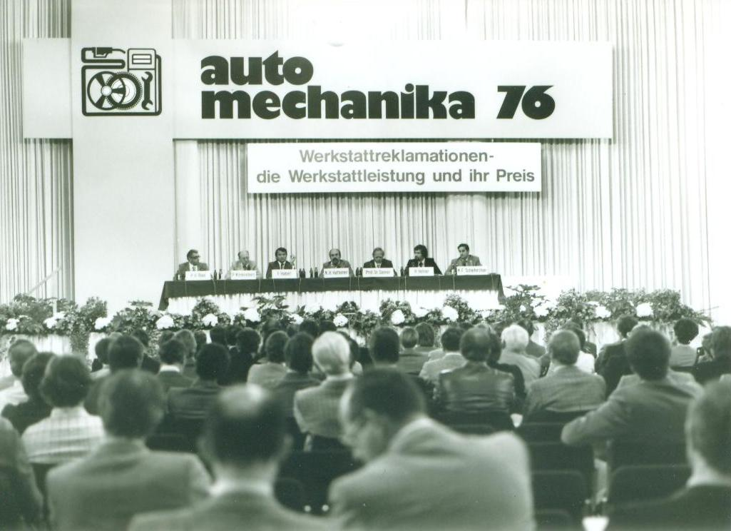 Automechanika 1976