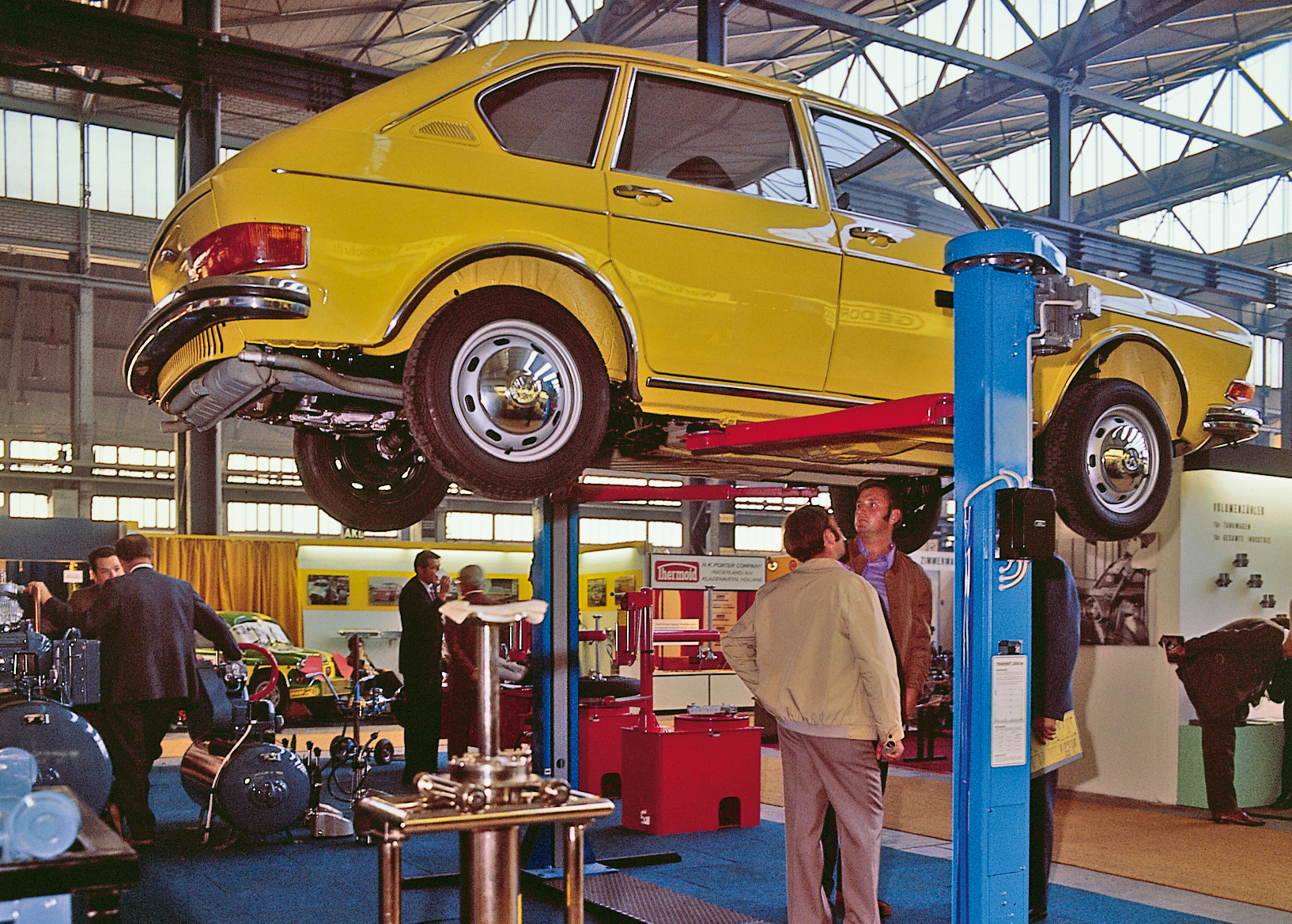 Automechanika 1980