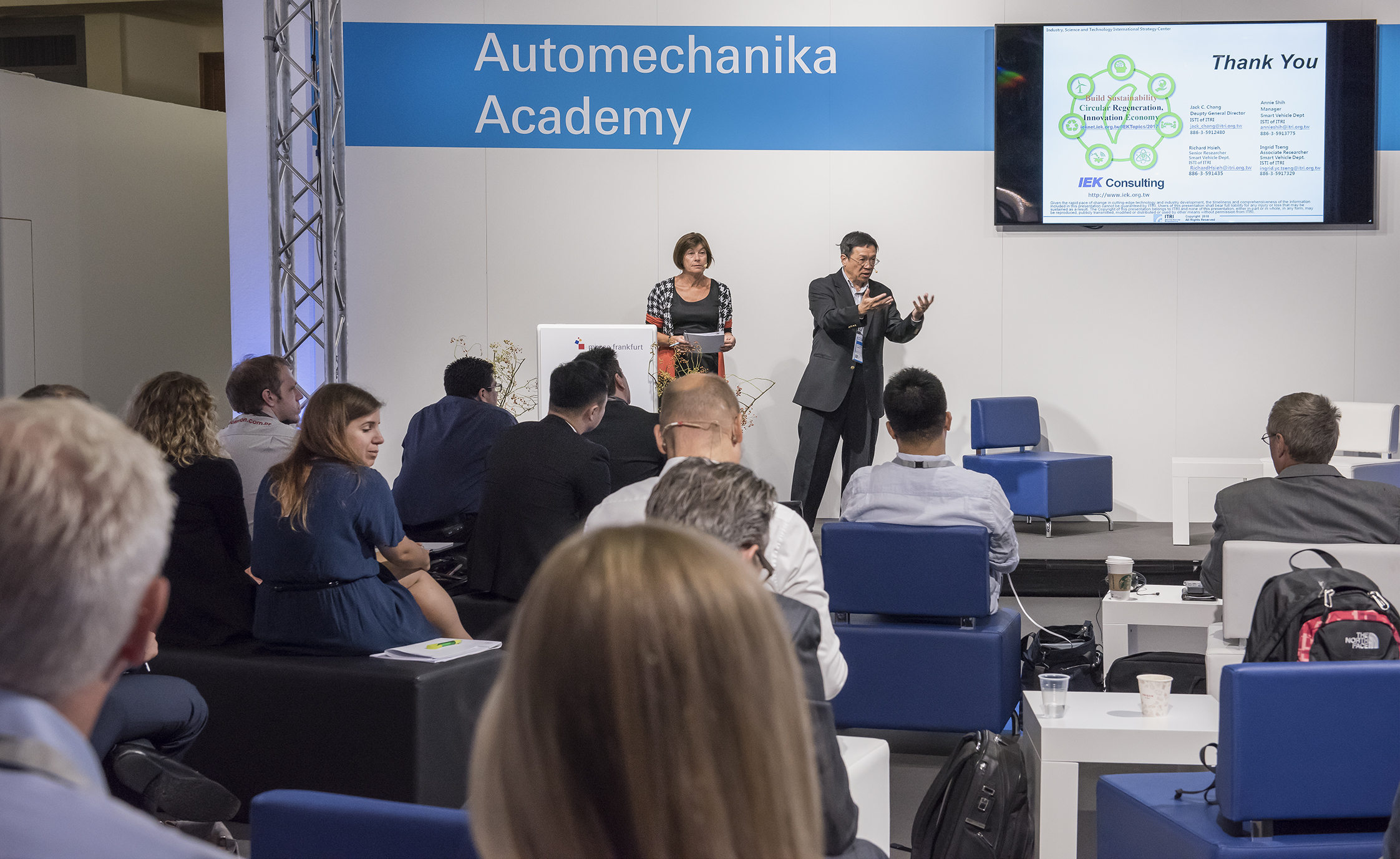 Automechanika Academy 11