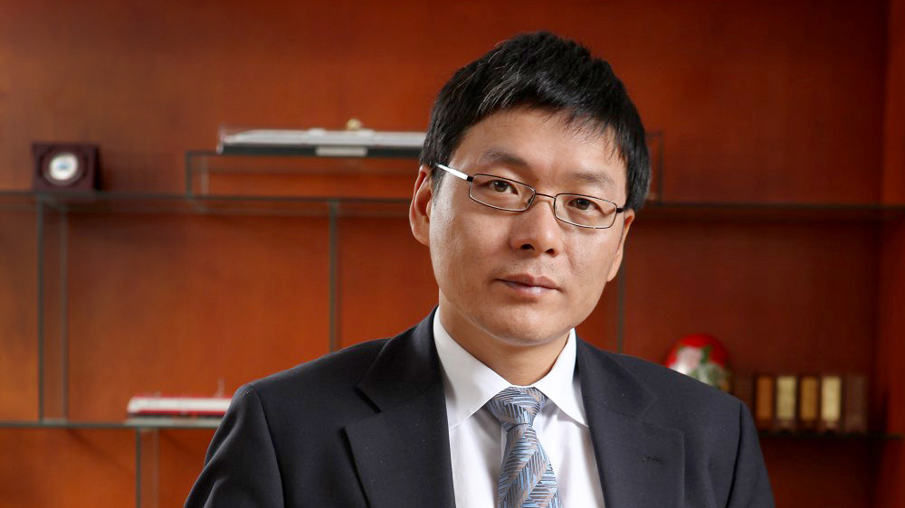 Li Donglin, Chairman and Secretary of the Party Committee of Zhuzhou Institute Ltd.