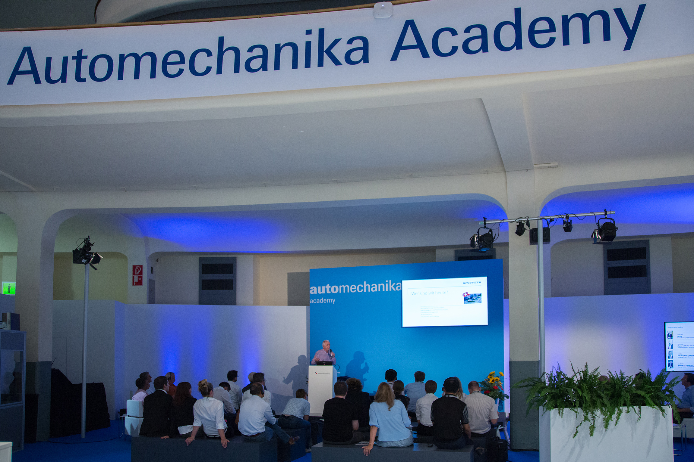 Automechanika Academy