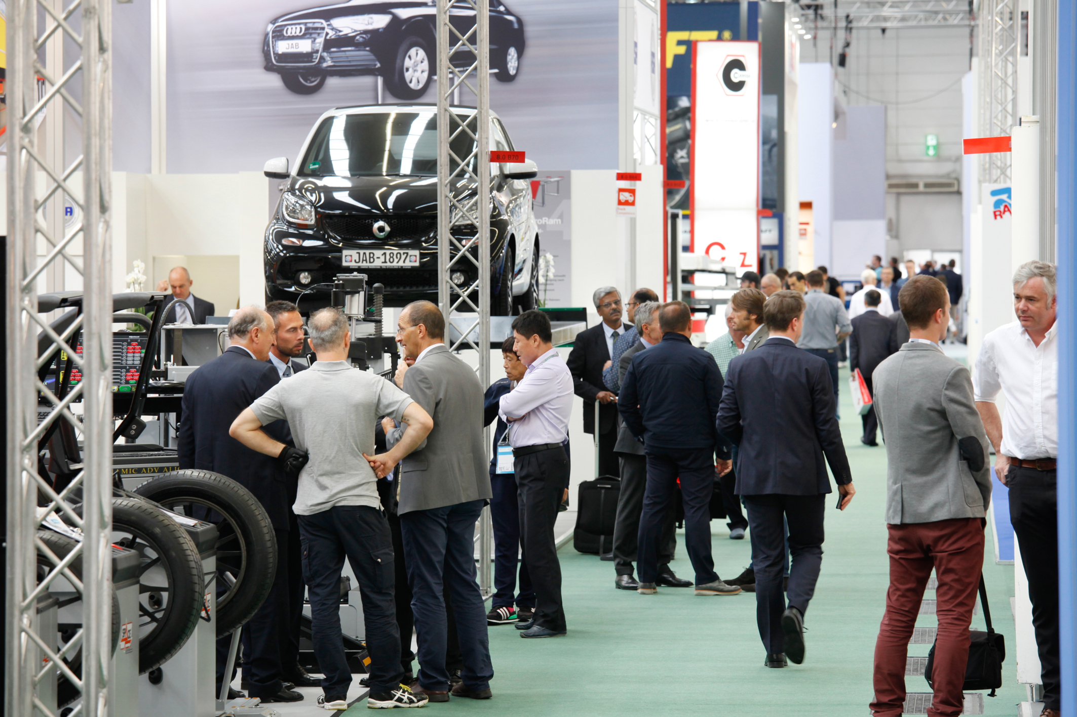 Automechanika - Information for exhibitors