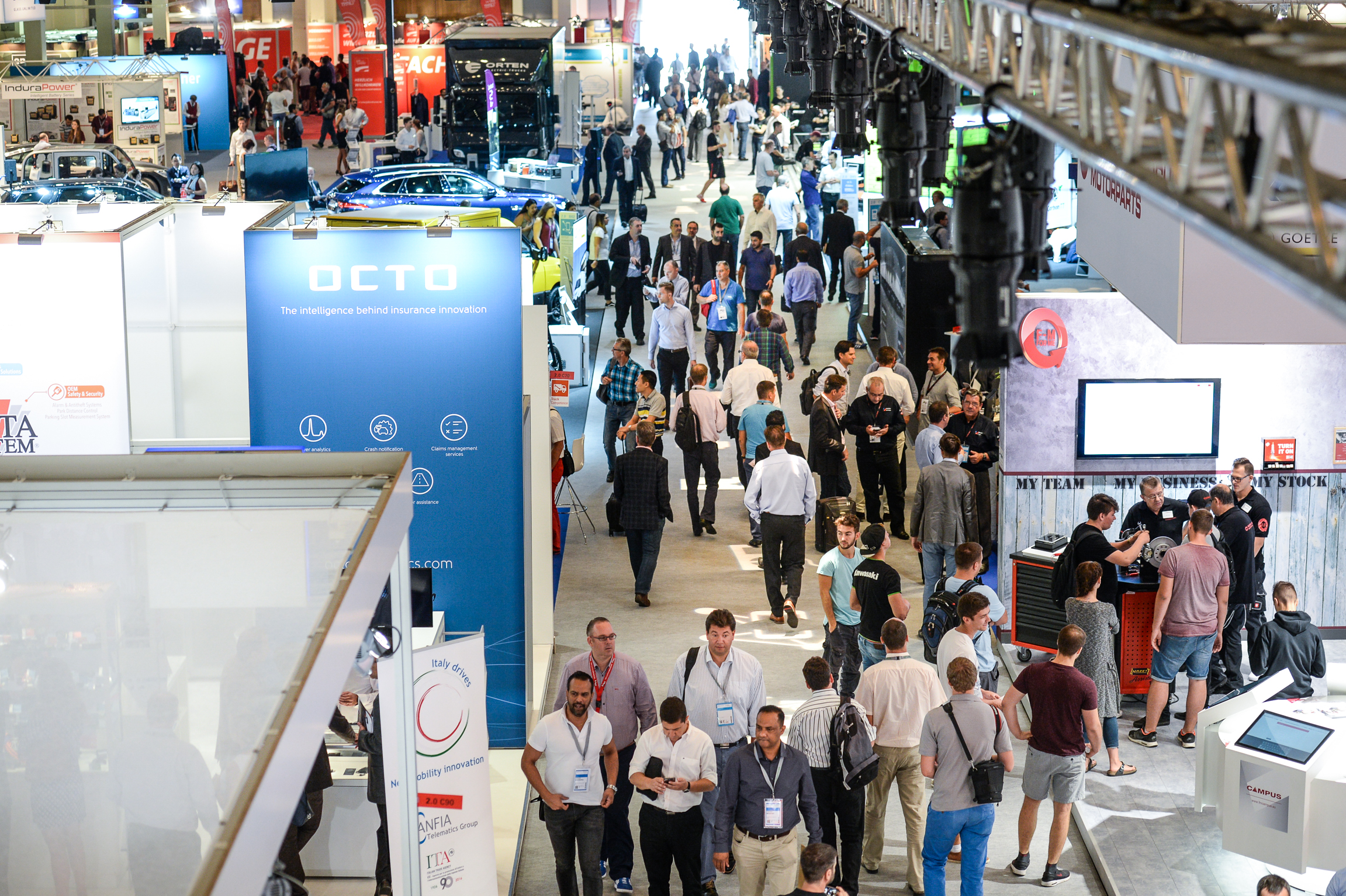 Caravan Messe 2017 >> Automechanika - World's leading trade fair for the automotive service industry