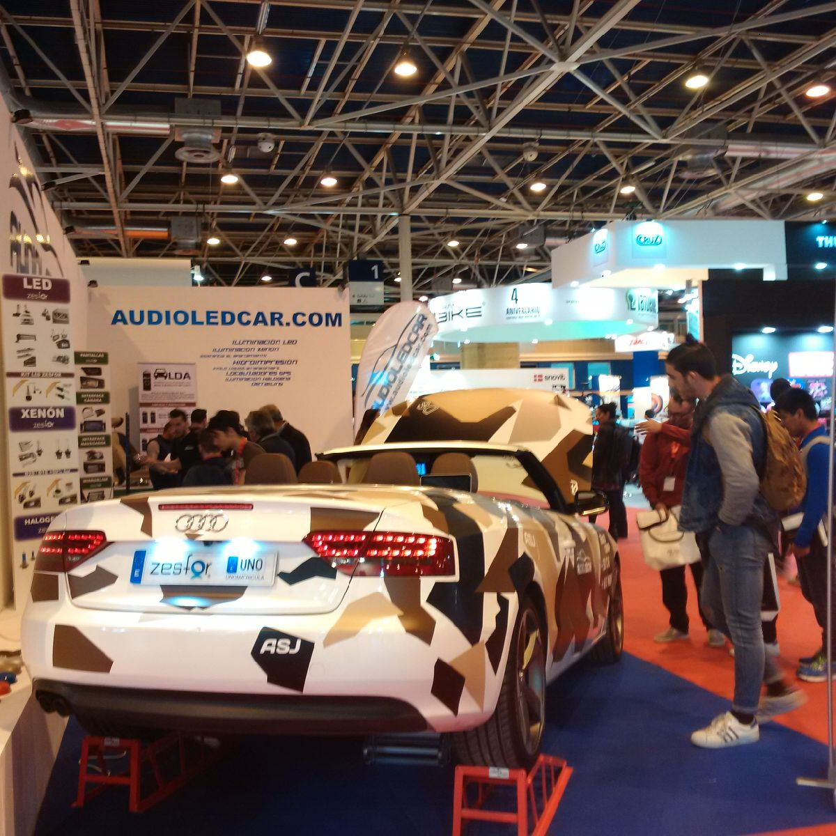 American Motor Show Calendario.Automechanika World S Leading Trade Fair For The