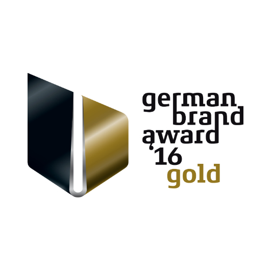 German Brand Award 2016 Gold