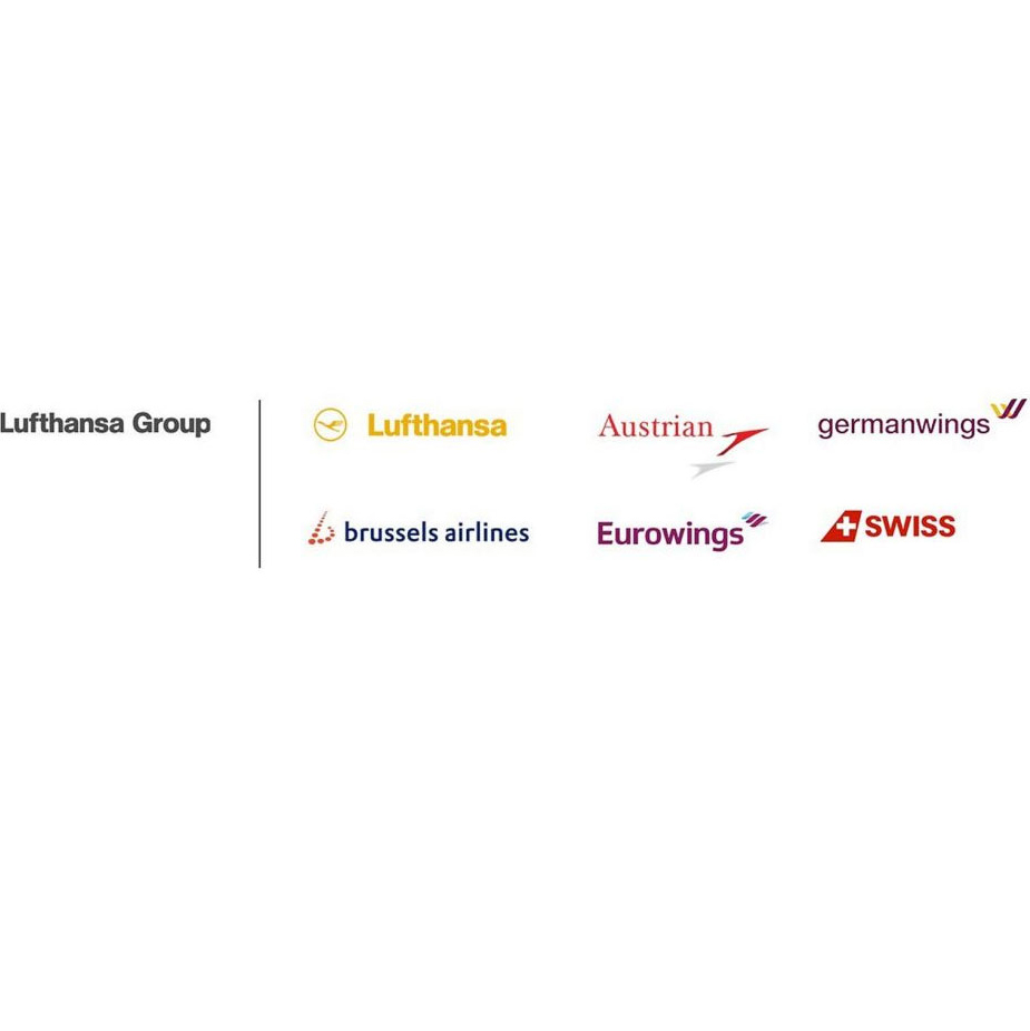 Lufthansa Group Logos