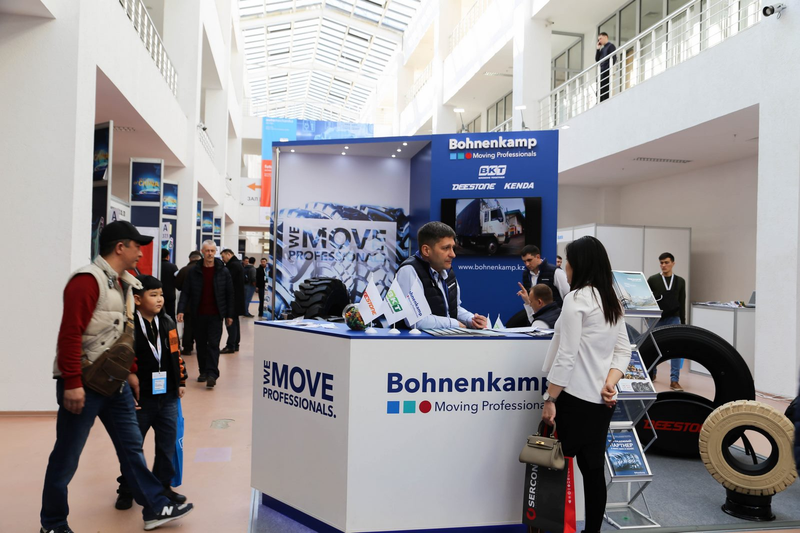 Automechanika Astana licensed to Business Media Central Asia